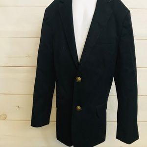 TOMMY HILFIGER BOYS NAVY SUIT